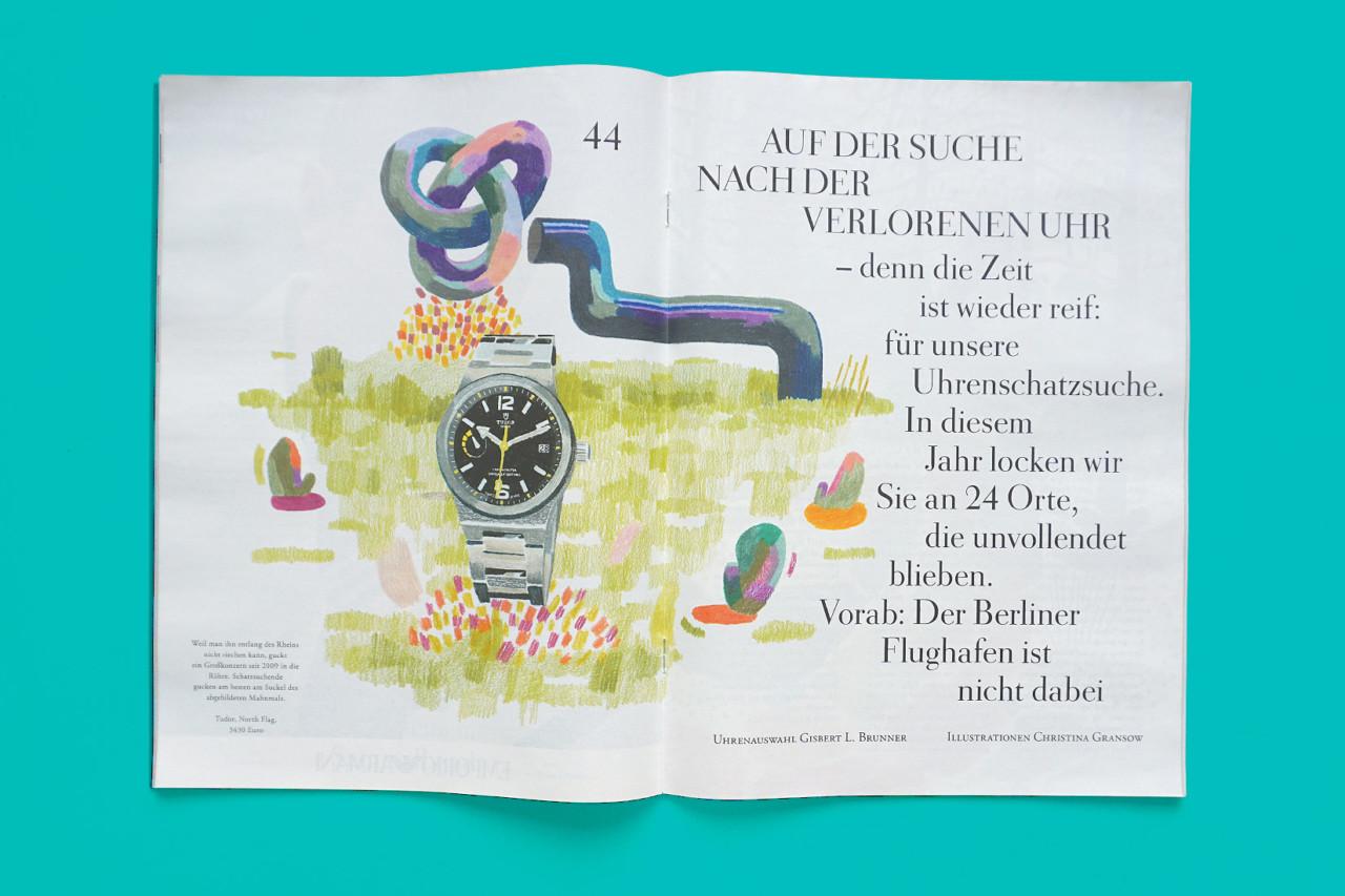 Christina Gransow Zeit Magazin