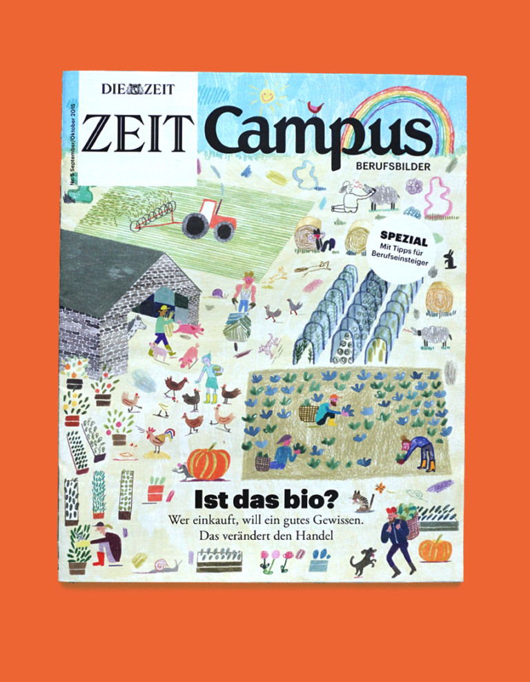 Christina Gransow Zeit Campus